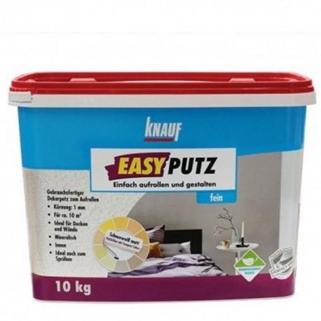 knauf easy putz fein 1 0 mm 10 kg ebay. Black Bedroom Furniture Sets. Home Design Ideas
